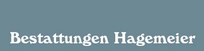 Bestattungen Hagemeier in Steinhagen