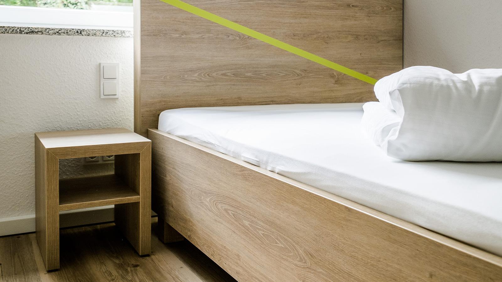 Tischlerei Hagemeier, Projekte, Referenz in Gütersloh, Möbelbau Bett