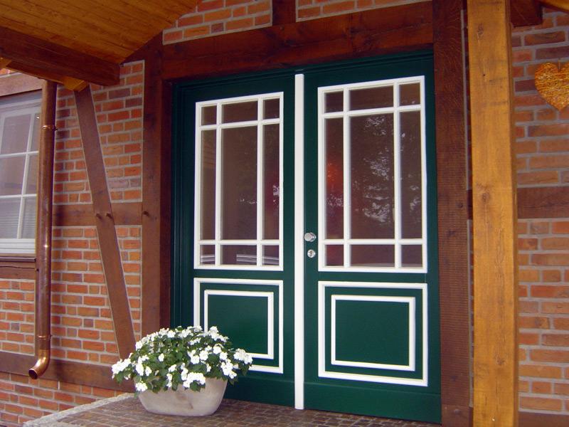Tischlerei Hagemeier in Steinhagen, Referenzen Haustüren