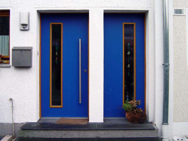 Tischlerei Hagemeier in Steinhagen, Referenz Haustüren