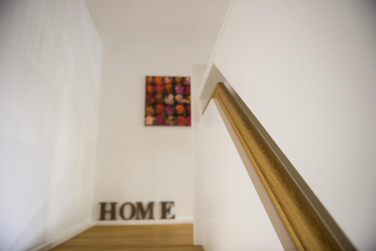 Tischlerei Hagemeier, Projekte, Referenz in Brockhagen, Treppengeländer