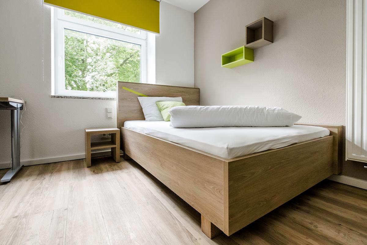Tischlerei Hagemeier, Referenz Gütersloh, Möbelbau Gästezimmer