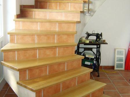 Tischlerei Hagemeier in Steinhagen, Referenz Treppe