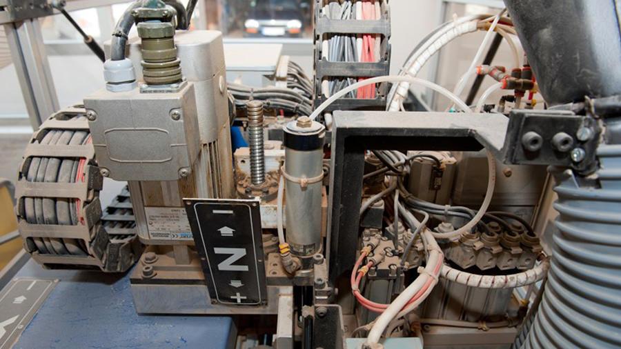 Tischler Hagemeier in Steinhagen, CNC-Bearbeitung