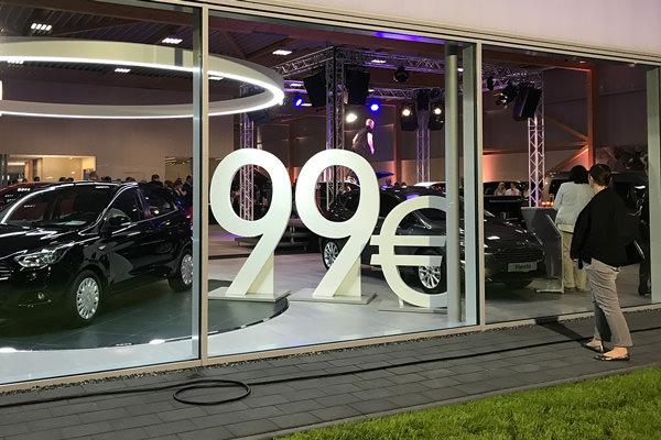 Projekte der Tischlerei Hagemeier in Steinhagen, Sonderanfertigung Verkaufszahl