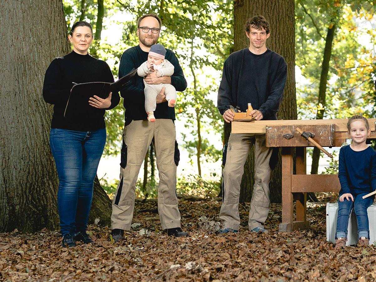 Tischler in Steinhagen, Ralf Hagemeier und Team in Steinhagen Brockhagen